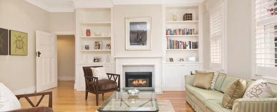 73 Bellevve St Cammeray New South Whales Australia Renovated Living Room.jpg